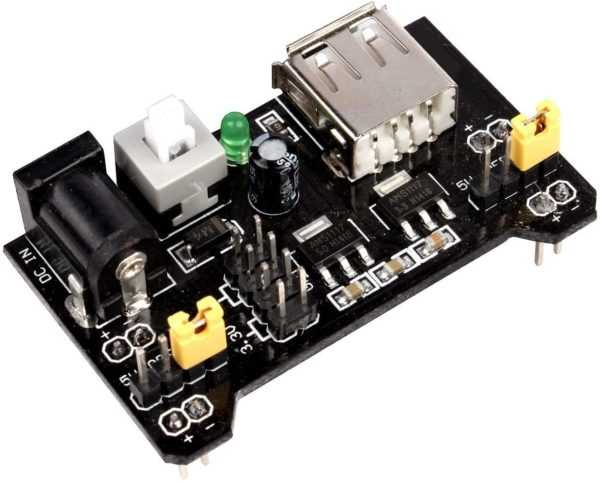 power protoboard