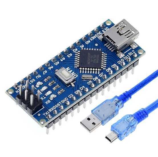 ARDUINO NANO V3.0 CON CABLE USB COMP | SAI SAC